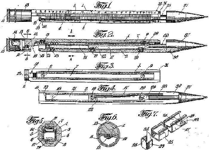 Ruxton Multivider Mechanical Pencil Amp Slide Rule